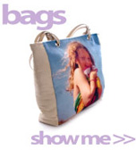 photo bags, personalised photo gifts