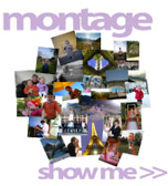 montage service, photo gifts